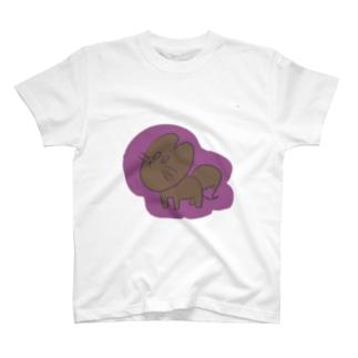 キツうちゃん T-shirts