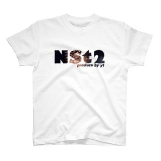 NSt2-T hanabi T-shirts