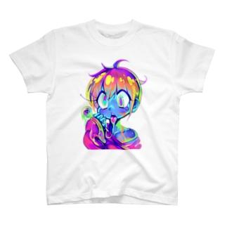 ゾンビ子ちゃん T-shirts
