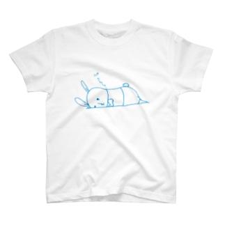 限界うさぎ T-shirts