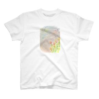 はるかぜ T-shirts