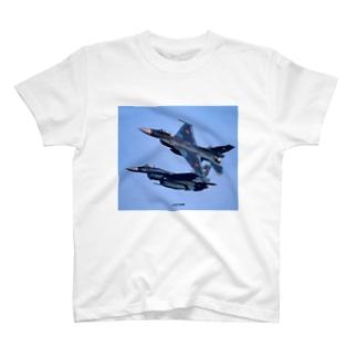 JASDF Mitsubishi F-2 T-shirts