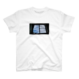 blue-x T-shirts