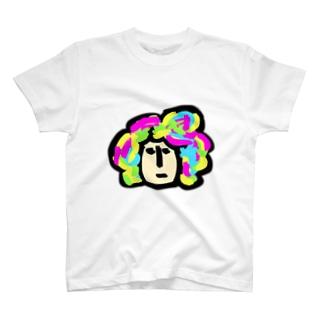 キャラ濃すぎピーポー T-shirts