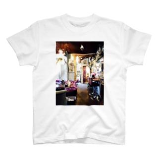 ゆあたんfavoriteカフェシリーズ T-shirts