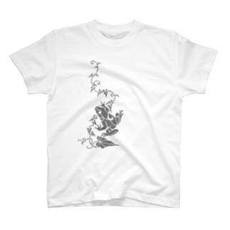 蔦とかえる T-shirts