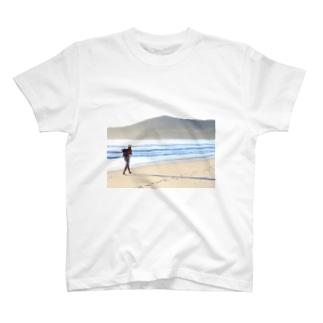 Beach Walk T-shirts