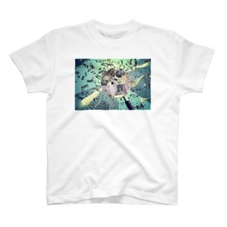 ドルフィードリームジャンボ宝くじ T-shirts