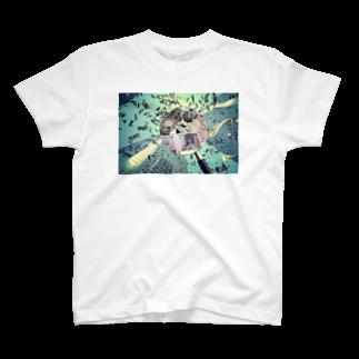 Kyousuke-kagrraのドルフィードリームジャンボ宝くじ T-shirts