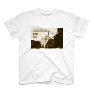 フランス:パリのノートルダム大聖堂 France: Notre-Dame de Paris ( before the fire 2019 ) T-shirts