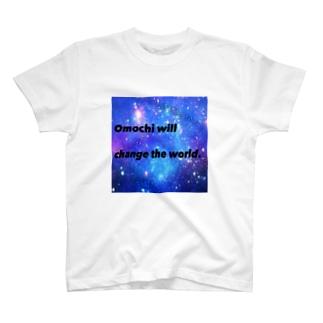 ギャラクシー T-shirts