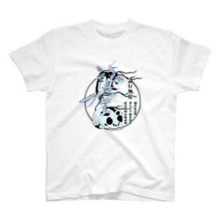 福原殿舎怪異 T-shirts