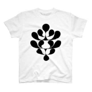 幸せデザイン T-shirts