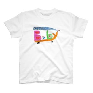 ベビーちゃんカー T-shirts