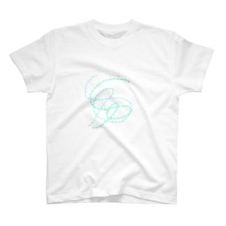 点線 T-shirts