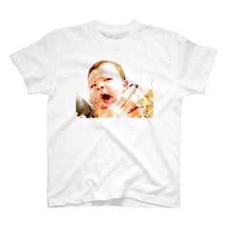 ゲップイヤー T-shirts