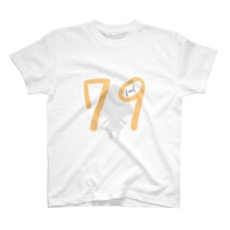 誰得79 その1 T-shirts