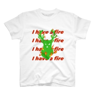 I have a fire2 T-shirts