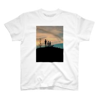 あの日の黄昏 T-shirts