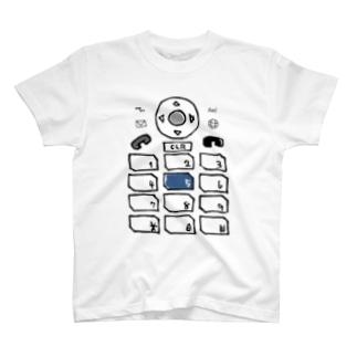 ガラケー大好き T-shirts