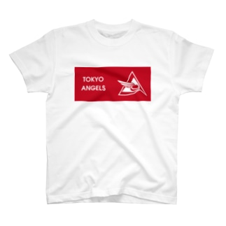 エンジェルス 横ロゴ T-shirts