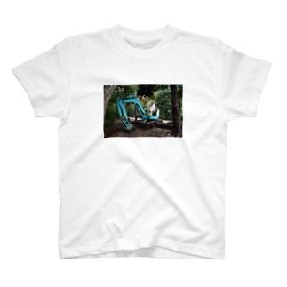 重機 T-shirts