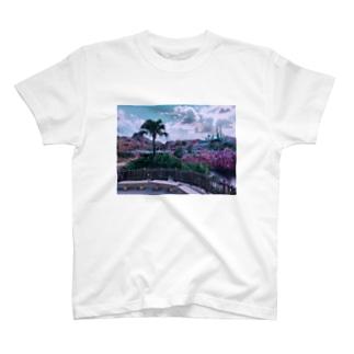 ディズニーシー マーメイドラグーン T-shirts