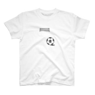 ゴールまで遠し T-shirts