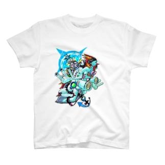 戦艦女子02 T-shirts