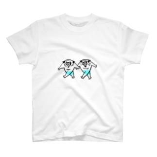 ぱぐぱぐ組体操(プログラムNo.3入場行進) T-shirts