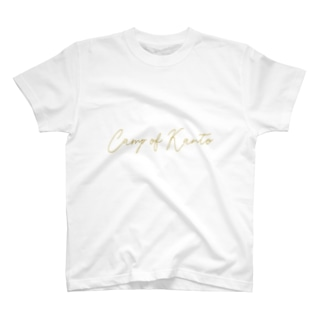 関東夏の陣-2019備長炭ロゴ- T-shirts