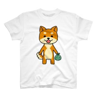 手持ちあにまる。(しばいぬ) T-shirts