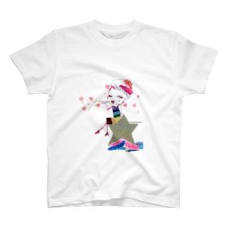 ©️FuzukiTakemura  T-shirts