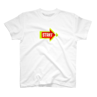 START & Unstoppable T-shirts