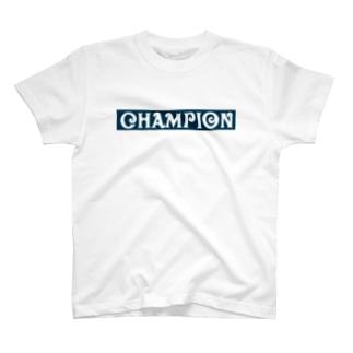 チャンピオン T-shirts