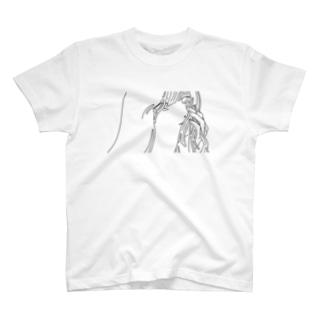TORIKOPHILIA no.3 T-shirts