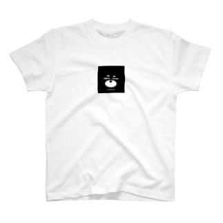 ZooBeeinu フェイス T-shirts