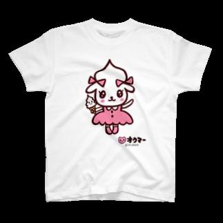 オクマーSUZURIショップのソフトちゃん T-shirts