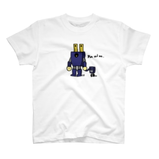 You and me. 文字入り T-shirts