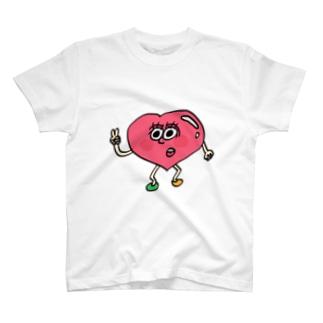 ハートボーイ T-shirts