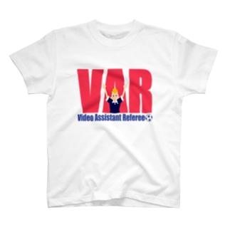 VARさん T-shirts