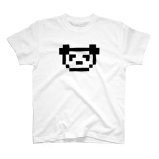 シアワセぱんだ T-shirts