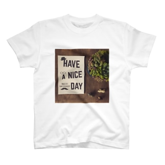 Have a nice day. T-shirts