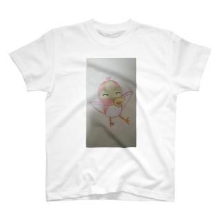 あかいとり T-shirts