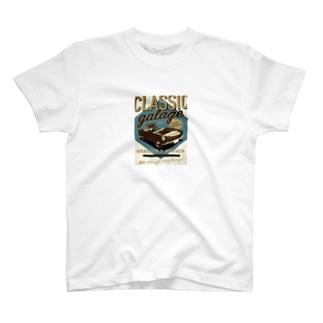 アメリカンカー T-shirts