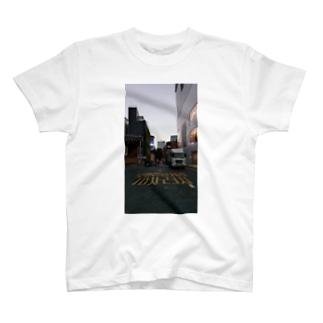 カンコクノマチナミ2 -韓国の町並み②- T-shirts