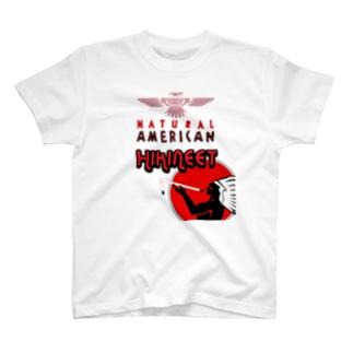 アメリカンヒキニート T-shirts