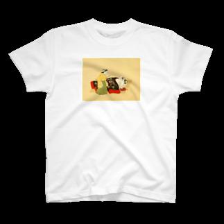 emosleep496の春画 T-shirts