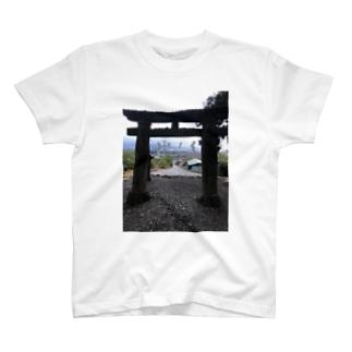 鳥居みすぎ T-shirts