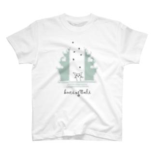 バリねこ T-shirts